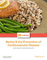 Barley & the Prevention of Cardiovascular Disease